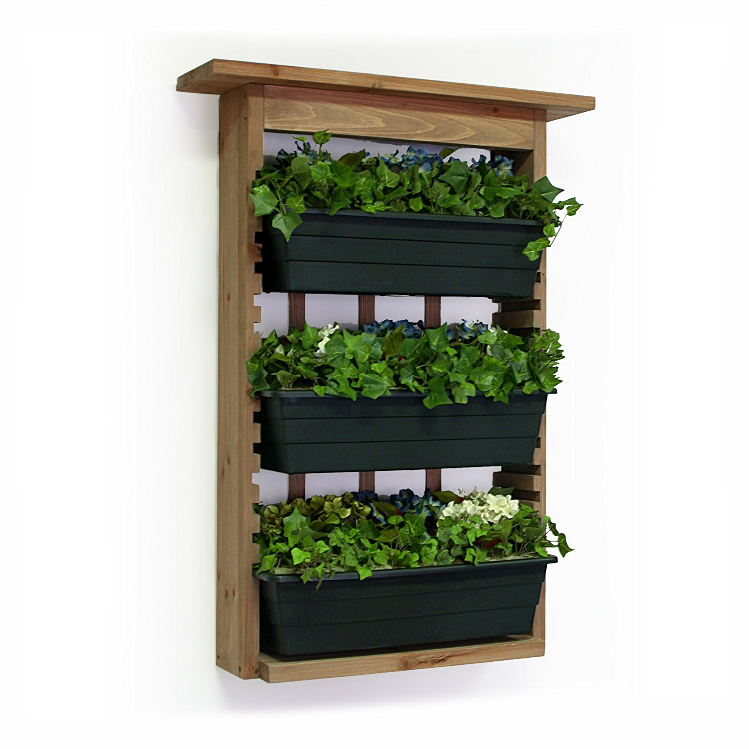 Garden View, Vertical Living Wall Planter