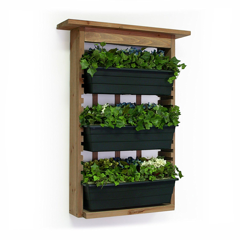 Garden View, Vertical Living Wall Planter